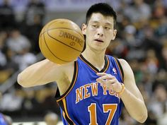 Jeremy Lin! Can't help but love this story!
