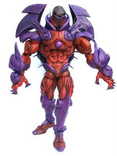 toycutter: Onslaught action figure (Marvel Comics)