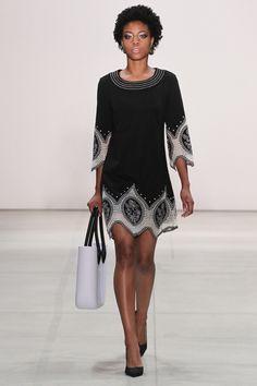 Dan Liu September 2016 at New York Fashion Week. #NYFW