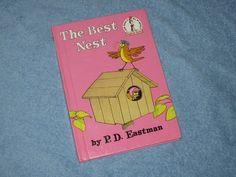 The Best Nest Dr Seuss Children's Read Along Story Book Aloud By P.D. Eastman - YouTube