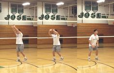 Learn the fundamentals of how to set a volleyball by learning the proper stance, hand formation, and release. Watch the following videos to learn how to set ...