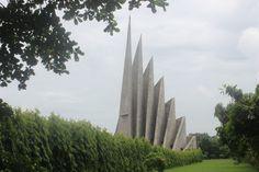 Dhaka monument