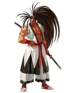 (Samurai Shodown) - Haohmaru