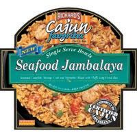RICHARD'S Seafood Jambalaya (single serving)