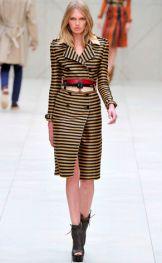 Trend Report - The Wide Waist Belt  www.curatorsofstyle.com