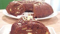 Κέικ με μπανάνες και καρύδια (Νηστίσιμο) – Χρυσές Συνταγές