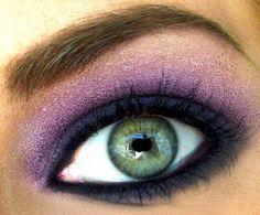 #Makeup #Green #Eyes #Maquillage #Vert #Yeux #Soirée #Journée #Night #Day