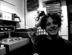 Jack White - such a sweet smile Beautiful Soul, Beautiful People, Keep Your Chin Up, The Third Man, The White Stripes, The Great White, Logan Lerman, Jack White, Zac Efron