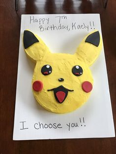 Image result for pikachu cake