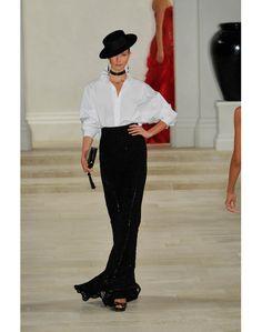 Vogue - Ralph Lauren S/S 13