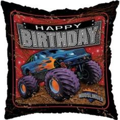 Check out Monster Truck Balloon (each) - Wholesale Party Decorations from…