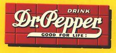 Dr. Pepper Retro Logo