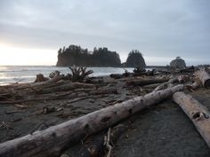 La Push, Washington | la push washington figuring in the twilight story is 15 miles west of ...