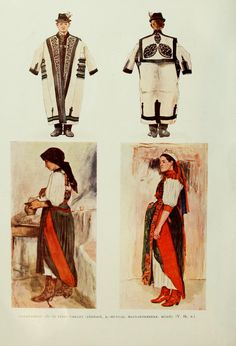 """folk costume"" - It Was A Work of Craft"