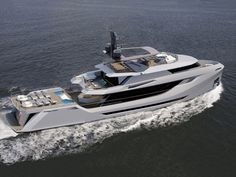 Yacht Design, Boat Design, Luxury Yachts, Luxury Cars, Expensive Yachts, Explorer Yacht, Yacht Vacations, Boat Seats, Lower Deck