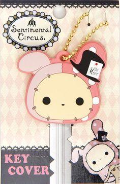 Sentimental circus key cover