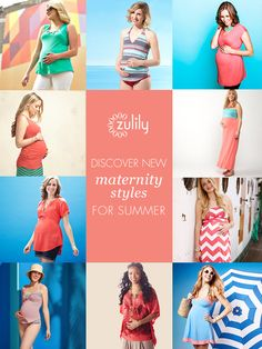 Discover New Maternity Styles added Daily and Discounted up to 70% Off! Everything you and your little one need for spring and summer at irresistible prices: maternity dresses, maternity tops, maternity swimwear, maternity pants, maternity gear and much, much more!