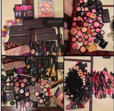 Makeup collection ❤