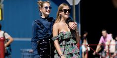 New York Fashion Week SS17: The Best Street Style Looks  - ELLEUK.com