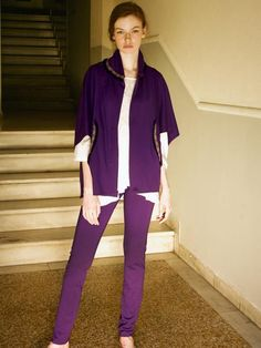 Samantha Sotos - womenswear ready to wear collection. Ready To Wear, Women Wear, Athletic, Zip, How To Wear, Jackets, Clothes, Collection, Fashion