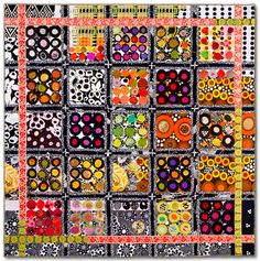 Sue Benner: Artist, abstract quilts  check her out.......quilts are stunning