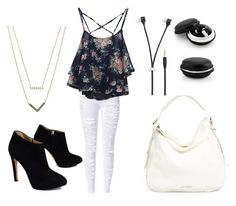"""""""Untitled #205"""" by northan-lights01 ❤ liked on Polyvore featuring Jimmy Choo, Giuseppe Zanotti and Michael Kors"""