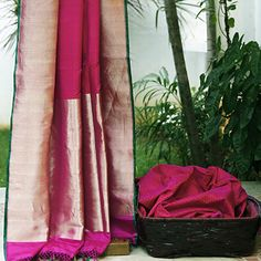 Brands / Lakshmi - Parisera #saree #south #indian #bridal #wedding #trousseau