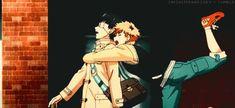 au // min yoongi & park jimin as kaneki ken & hide(yoshi nagachika) from tokyo ghoul (i was thinking yoongi as kaneki and jimin as hide but imagine whatever you like~) Hide Tokyo Ghoul, Ken Kaneki Tokyo Ghoul, Hot Anime Boy, Anime Guys, Hide And Kaneki, Anime Friendship, Juuzou Suzuya, Blue Exorcist, Manga Comics