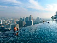 Sonsuzluk Havuzu, Singapur