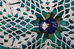 Lobelia Snowflake pattern by Deborah Atkinson