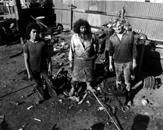 Robin Morrison, Peter, Jack and Frank, Ponsonby Scrapmetals, Ponsonby Road. Documentary Photographers, Photographs Of People, Social Events, Artistic Photography, Documentaries, Robin, Coast, Models, Art Photography