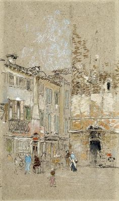 James McNeill Whistler (1834–1903), Campanile Santa Margherita