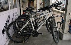Leih-Mountainbike in Leh; Privatreise Ladakh Mountainbike Tour