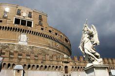 Roma, castel sant'Angelo. | da Adriano_2