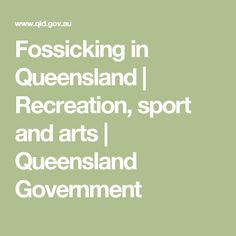 Fossicking in Queensland Activities, Rock, Math, Crystals, Sports, Hs Sports, Sport, Locks, Math Resources