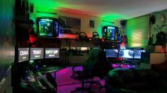 Amazing gaming setups
