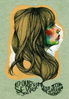 Les filles du Jardin: Paula Bonet combina ilustracions amb textos