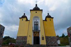 Cerkiew  greckokatolicka pod wezwaniem św. Jozafata Kuncewicza - maniek66