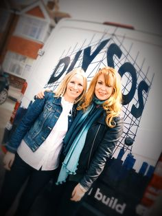 Jen With The Fabulous Interior Designer And Presenter Gabrielle Blackman Home Interiors Gifts