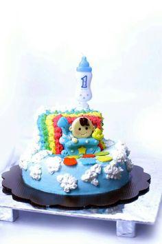 Cake 1st birthday