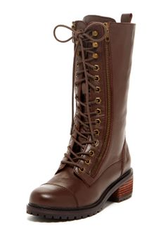 Wonder Combat Boot half calf high