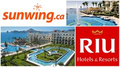 Win a Trip for 2 to Cabo San Lucas with Sunwing.ca