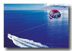 Ready to be parasailing with my love in Hawaii