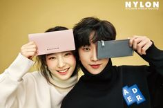 Jung Chae Yeon and B1A4's Jinyoung