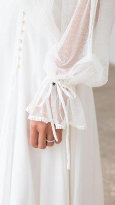 Wedding Dress Backs, Gorgeous Wedding Dress, Wedding Dress Sleeves, Wedding Gowns, Sleeves Designs For Dresses, Sleeve Designs, Sparkly Outfits, Dress Alterations, Pretty Lingerie