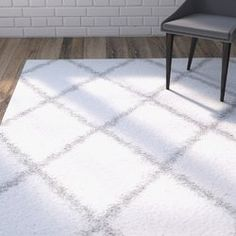 You'll love the Colona Off-White/White Area Rug at Wayfair - Great Deals on all Rugs products with Free Shipping on most stuff, even the big stuff.