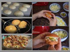 Recette fricassés tunisiens / Cuisine tunisienne - YouTube Plats Ramadan, Chapati Recipes, Ramadan Recipes, Ramadan Food, Beignets, Omelette, Coco, Baked Potato, Broccoli