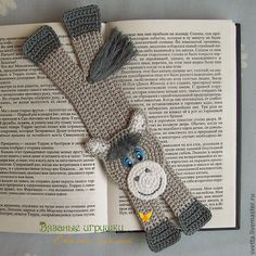 Donkey or pony Bookmark http://www.livemaster.ru/svetta