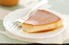 Flan de queso crema y piña Receta - Comida Kraft