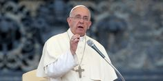 Even Pope Francis thinks Earth looks 'like an immense pile of filth.'